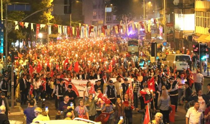 19 Mayıs kutlamaları: MALTEPE