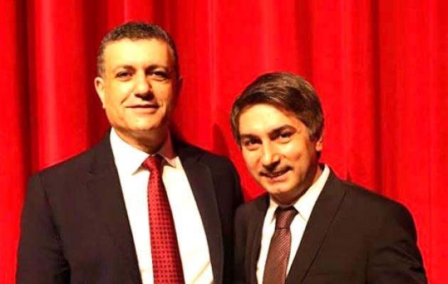 CHP'ye geçti başkan yardımcısı oldu