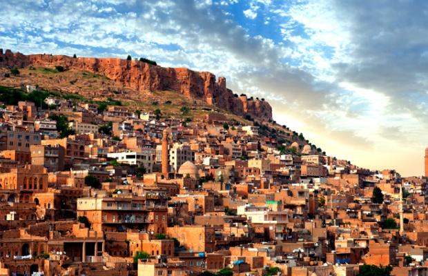 Gökyüzüne komşu şehir:MARDİN