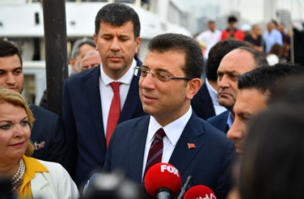 İmamoğlu'ndan ''Trabzon'' yanıtı: Şaşırdılar..