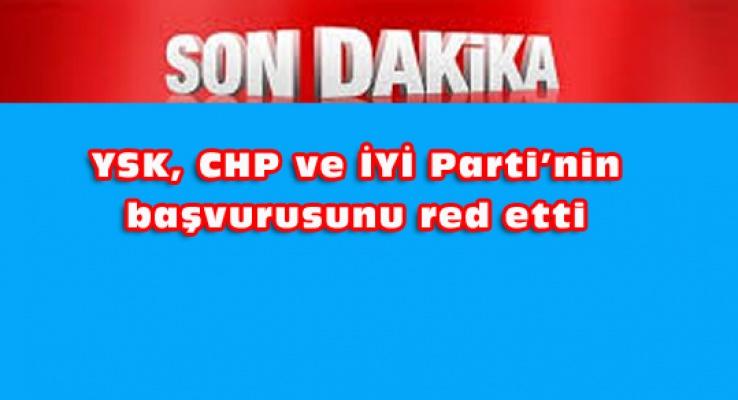 İstanbul ilçelerinde seçim yenilenmiyor