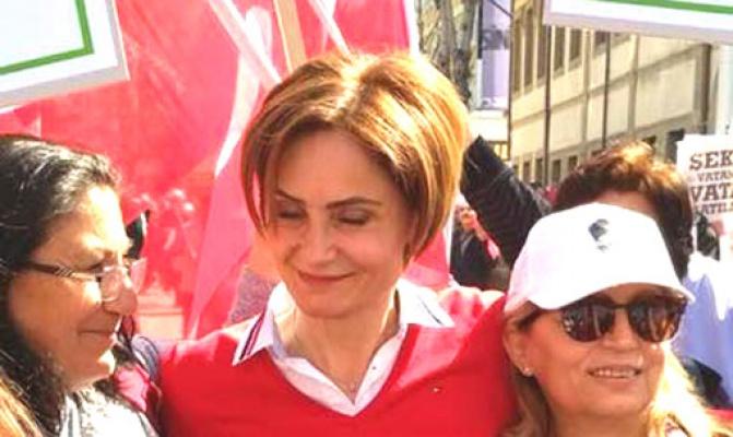 Kaftancıoğlu: Hukuk sopasıyla korkutmaya çalışıyorlar