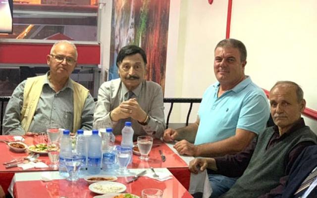 Selimpaşa Kültür Folklor Derneği'nden iftar