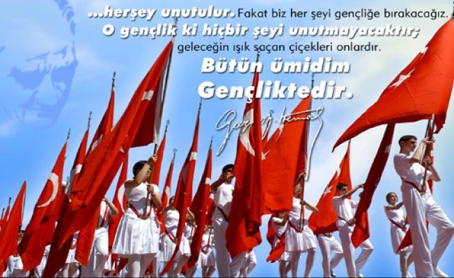 Yüzüncü yıl kutlamaları Beşiktaş'ta başlıyor