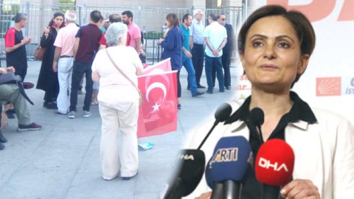 Kaftancıoğlu'na tweet davası başlıyor