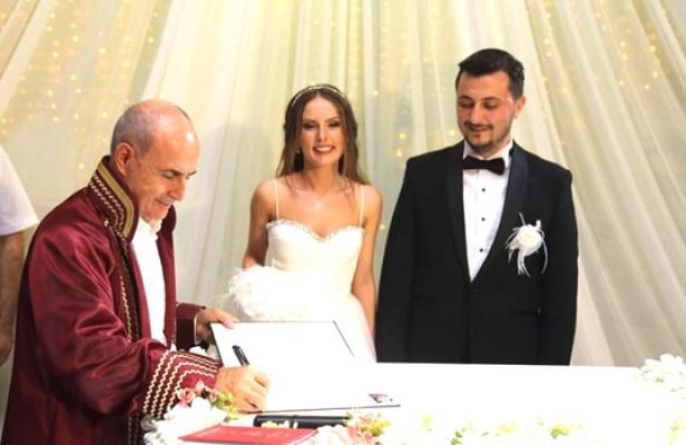 Kerem Ereke  İlay Güler ile nikahlandı
