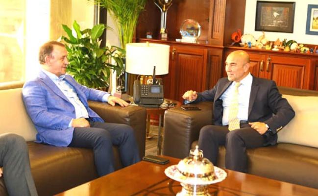 Türkiye'yeörnek proje sunacaklar