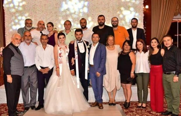 Gazeteci Öztürk ile Öncel evlendi
