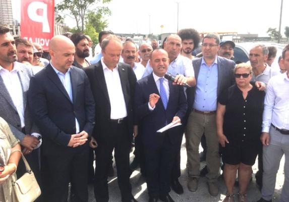 Karabat: İstanbul'a ihanet sürüyor