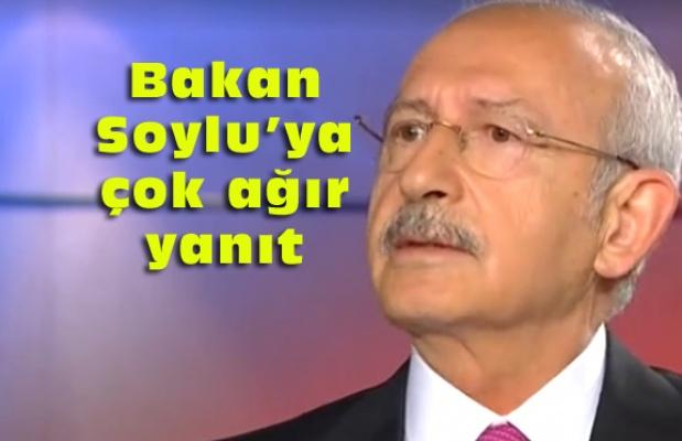 Kılıçdaroğlu: Pejmürde bir adama ne söyleyeyim