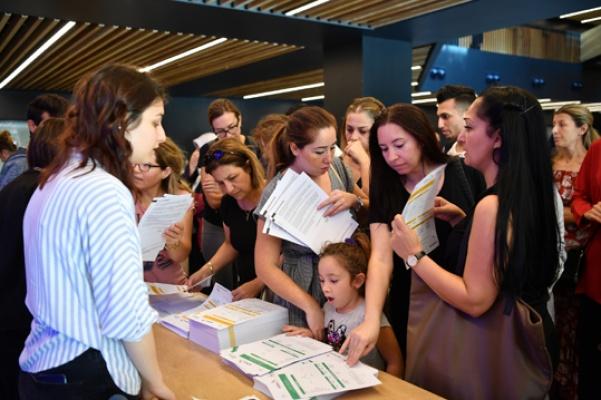 Kültür-Sem kurslarına yoğun ilgi
