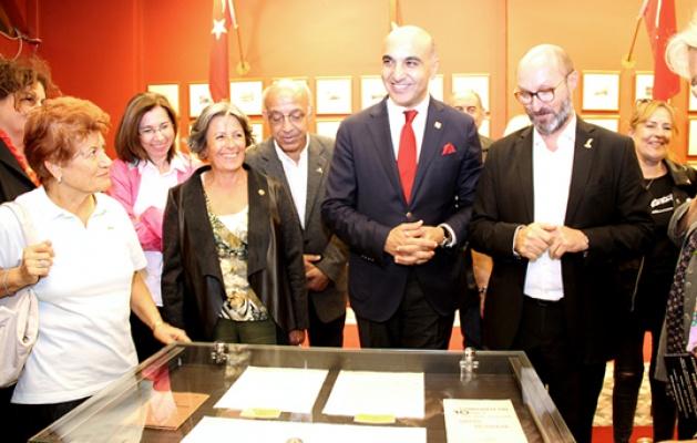 Bakırköy'de 10. yıl Müzesine yeni eserler
