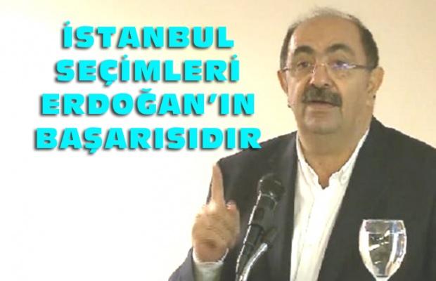 Dr. Gürbüz Çapan: Erdoğan herkesi döve döve bir tarafa topladı