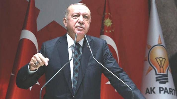 Erdoğan: 109 terörist öldürüldü