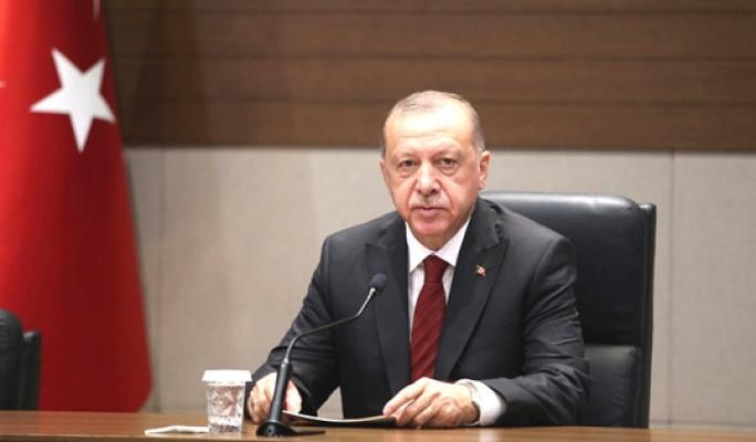Erdoğan:  Egemenliğimizi hedef alan saldırılar kesintisiz sürüyor