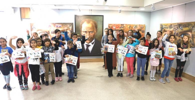Büyükçekmece'de Dünya Çocuk Hakları Günü
