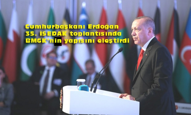 Erdoğan: Bu adaletsiz sistem ilanihaye devam edemez!
