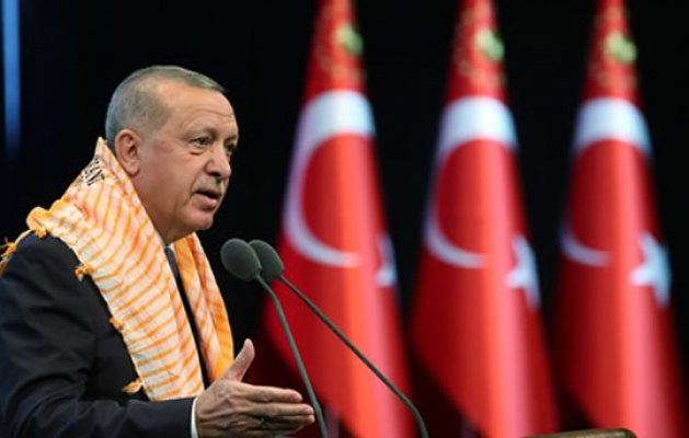 Erdoğan: Milletimizin Gıda güvenliği milli güvenlik meselesi haline geldi