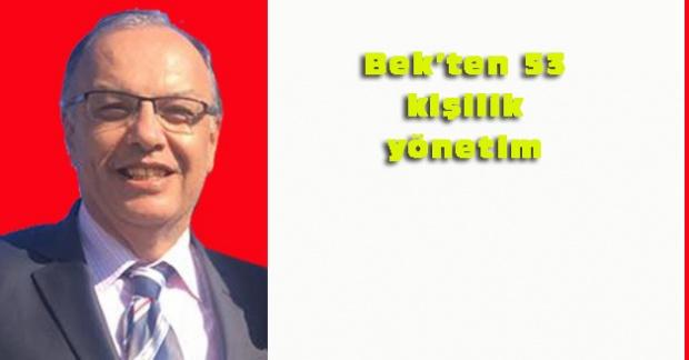 İYİ  Parti Silivri'de yönetim belirlendi