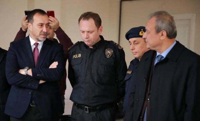 Silivri Selimpaşa'ya yeni Polis Merkezi