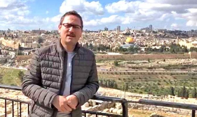 Başakşehir Belediye Başkanı  Yasin Kartoğlu Tel Aviv'de alıkonuldu.