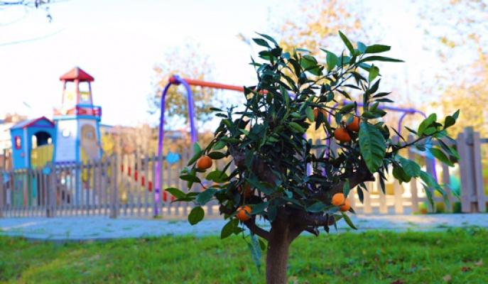 Büyükçekmece'ye yeni çocuk parkları