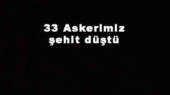 İDLİB'TE KAHPE SALDIRI