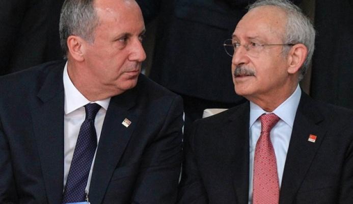 İnce -Kılıçdaroğlu 40 dakika görüştü