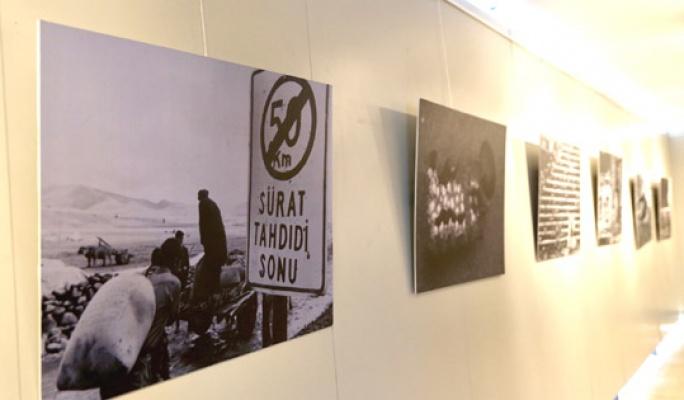 'Siyah-beyaz' fotoğraf sergisi