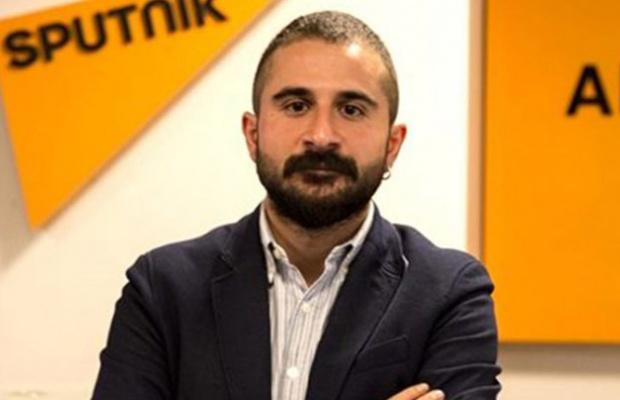 Sputnik Yayın Yönetmeni gözaltında