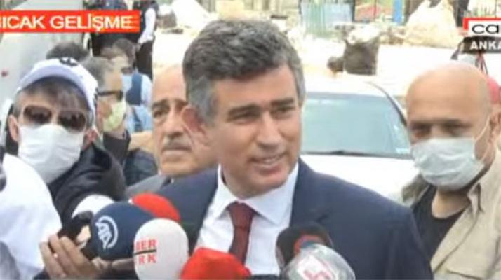 Baro başkanları Feyzioğlu'na sırtını döndü