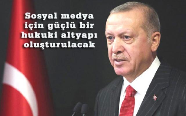 Erdoğan: Milleti güvenilir bir internet mecrasına kavuşturacağız