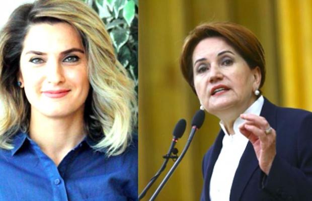 Meral Akşener ve Başak Demirtaş, Esra Albayrak'a çirkin saldırıyı kınadı