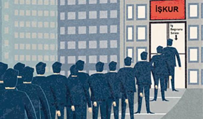 DİSK: İşsizlik Türkiye  tarihinin en yüksek rakamına ulaştı