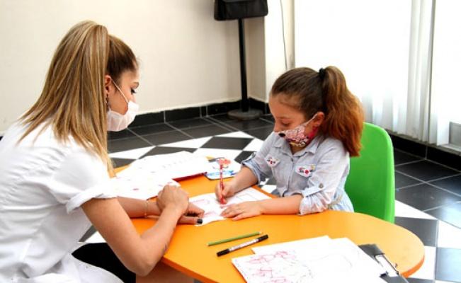 Esenyurt'ta özel çocuklara bireysel eğitim!