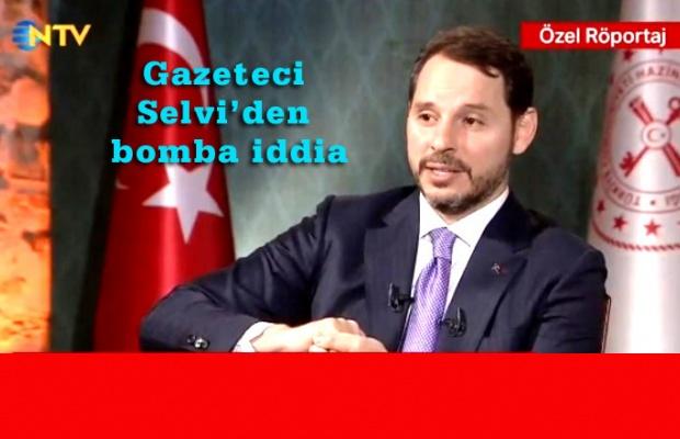 BAKAN ALBAYRAK'A BATILI BAKAN TEHDİDİ