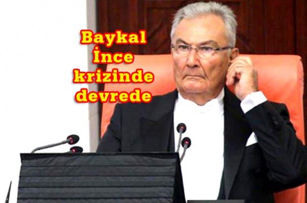 Baykal'dan  İnce ve CHP'lilere çağrı