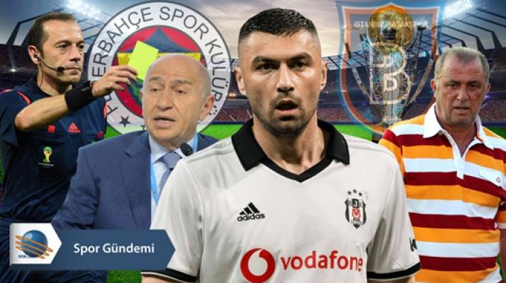 Kupayı Başakşehir kaldırdı, Fenerbahçe konuşuldu