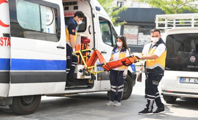 Esenyurt Belediyesi'nden 7/24  ambulans hizmeti