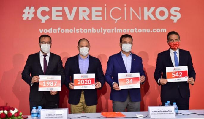 Vodafone 15.İstanbul için geri sayım