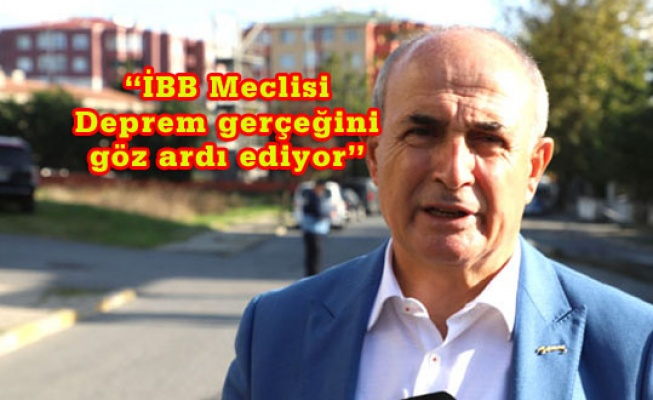 Akgün: İBB Meclisi de 39 ilçe Belediye Başkanı da vebal altındayız
