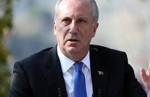 İnce'den CHP'ye çok ağır eleştiriler