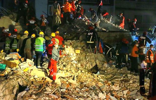 AFAD son durumu paylaştı: 43 can kaybı, 896 yaralı