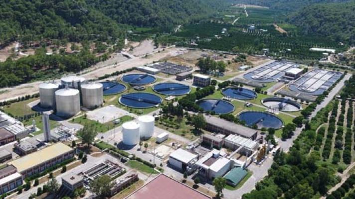 Antalya'da arıtma çamurundan enerji üretilecek