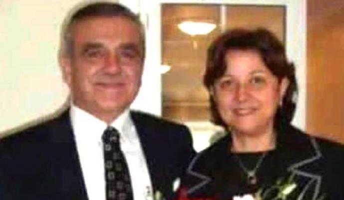 Beyzade Özkahraman'ın eşi hayatını kaybetti