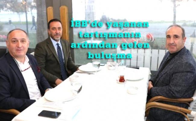 CHP İBB Grup Sözcüsü Subaşı, MHP İBB Grup Başkanı Yılmaz'ı Silivri'de ziyaret etti
