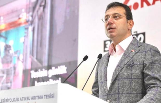 """İMAMOĞLU: """"İSTANBUL'DA 2-3 HAFTALIK KAPANMA ŞART!"""""""