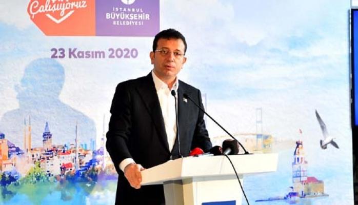 İmamoğlu:İstanbul Depremi Türkiye'nin bağımsızlık sorunudur