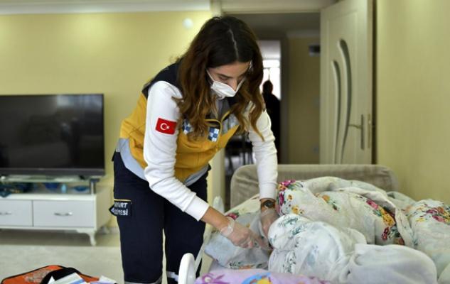 Binlerce Esenyurtlu'ya evde sağlık hizmeti