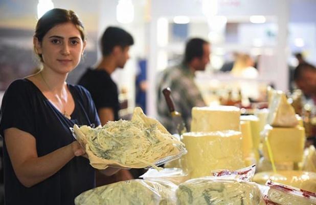 Peynire dair her şey, ATB atölyesinde